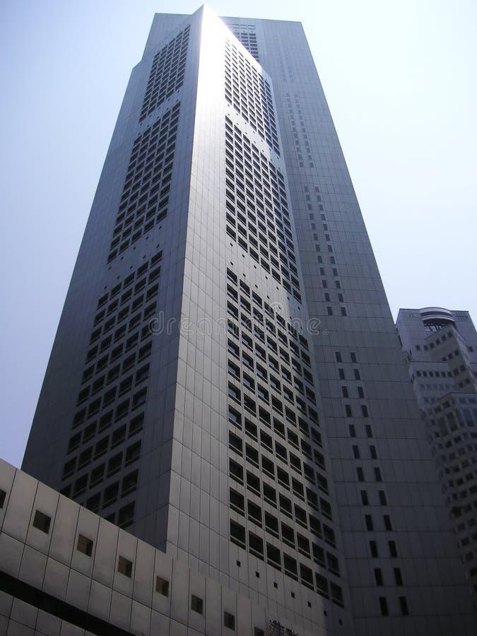 Singapore skyscraper stock photos