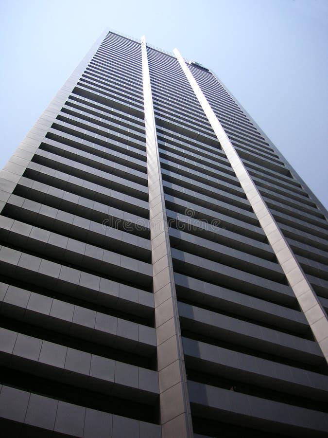 Singapore Skyskrapa Fotografering för Bildbyråer