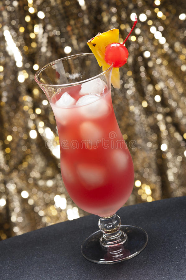 Download Singapore Sling stock photo. Image of drink, brandy, isolated - 22677618