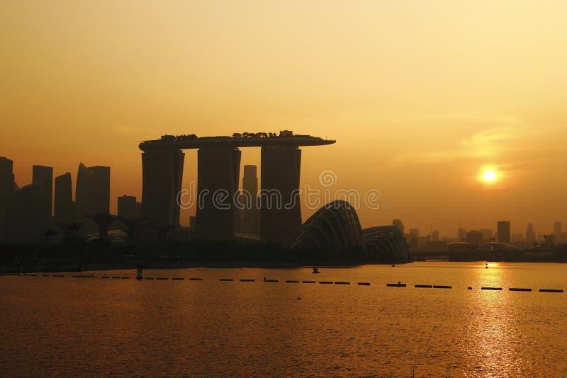 Download Singapore Sunset stock photo. Image of sunset, skyline - 31885848