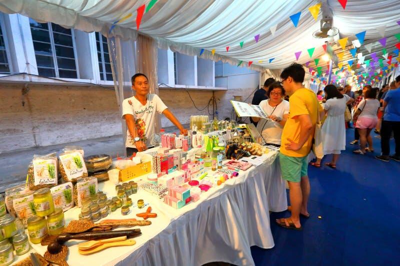Singapore: Thais Festival stock foto's