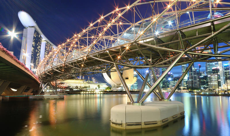 Download Singapore Urban Landscape stock image. Image of commercial - 22370379
