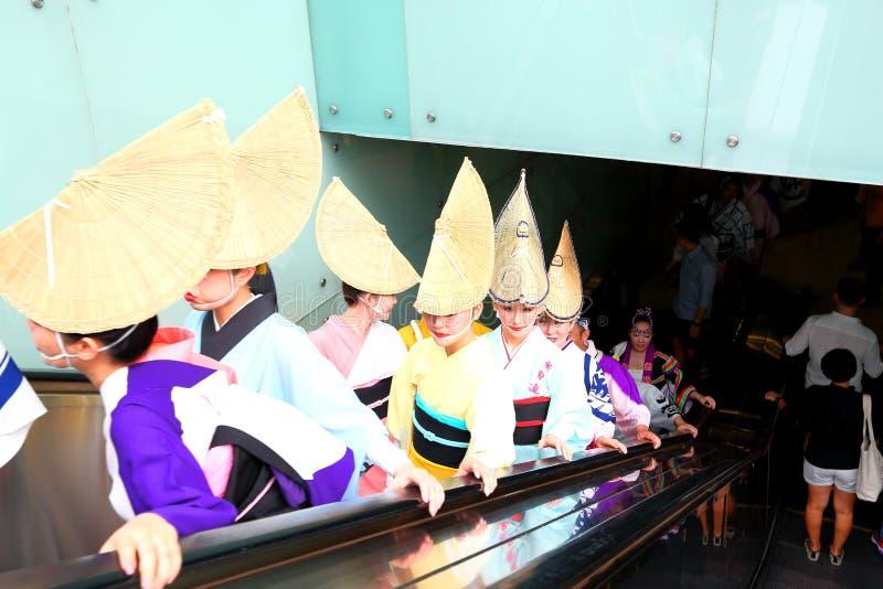 Singapore: Vier royalty-vrije stock fotografie