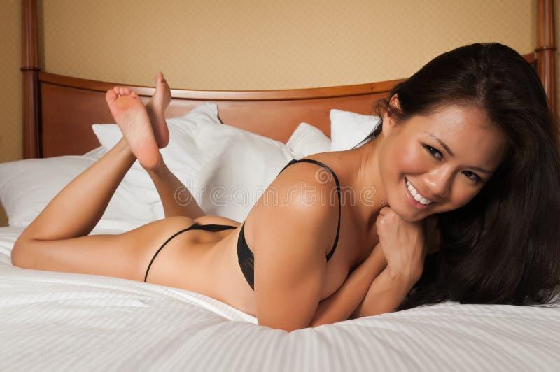 Download Singaporean woman stock image. Image of slim, attractive - 20482859