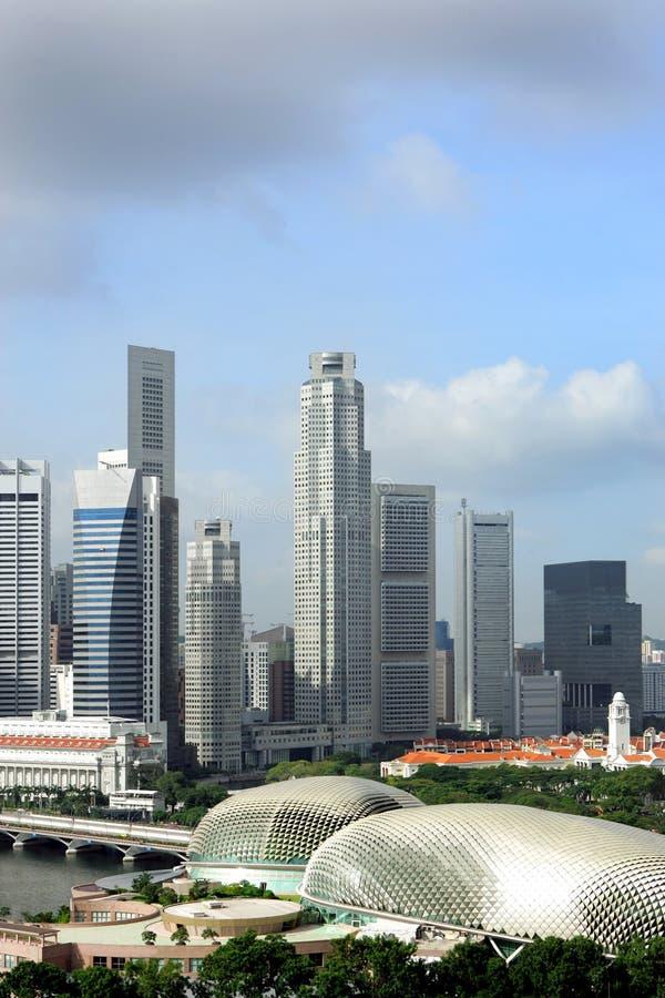 Singapour photographie stock libre de droits