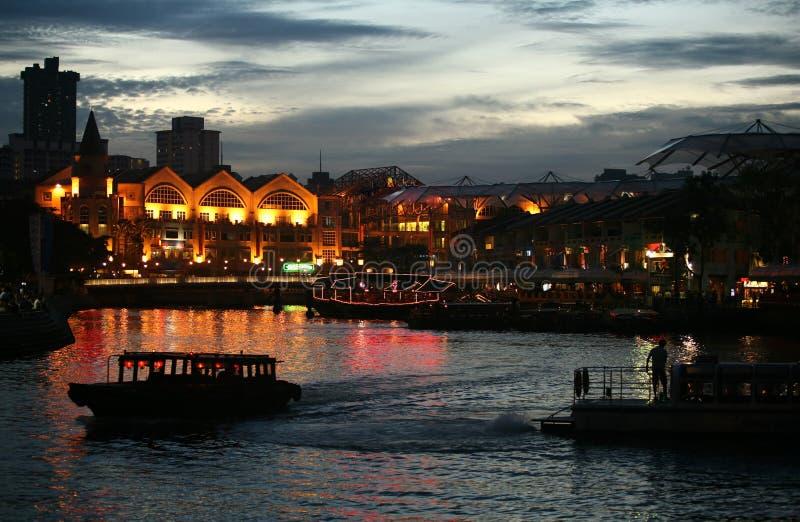 Singapur imagen de archivo
