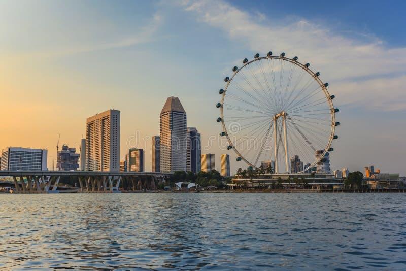 Singapur fotografía de archivo