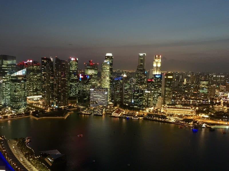 singapur stockfotografie