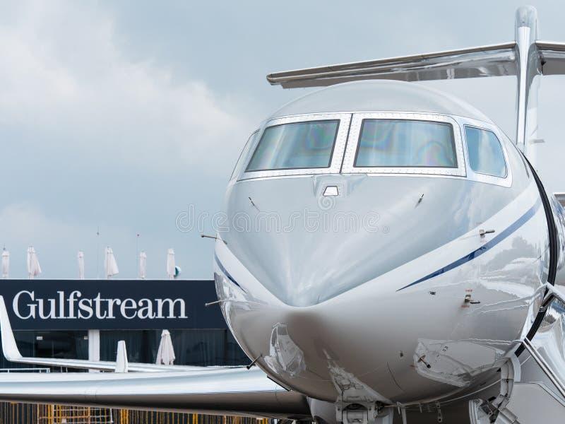 Singapur Airshow 2018 zdjęcie stock