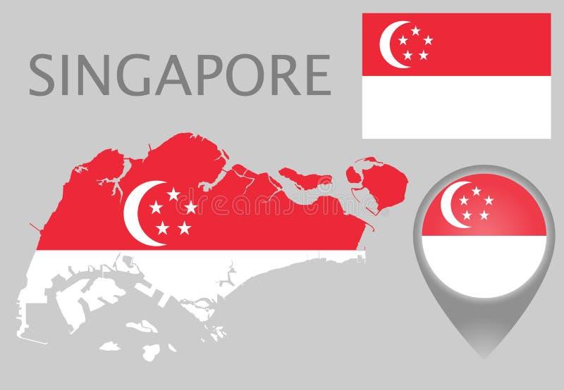 Singapur libre illustration