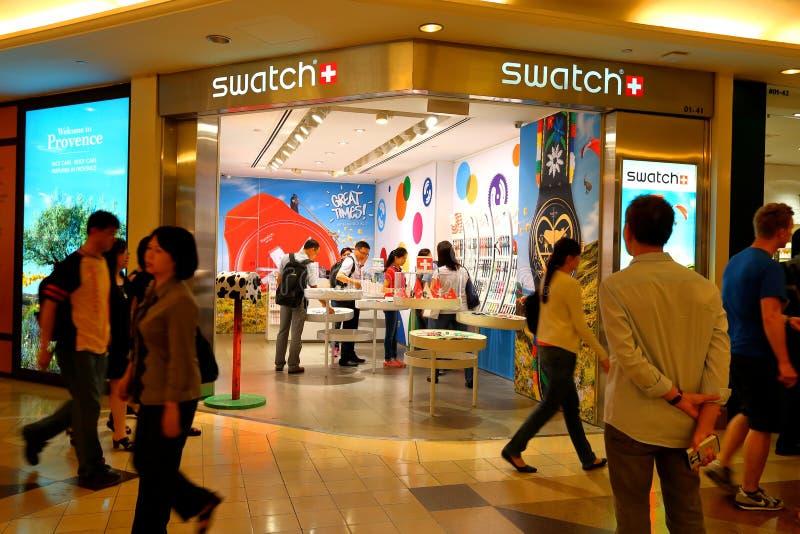 Singapur: Muster stockfotos