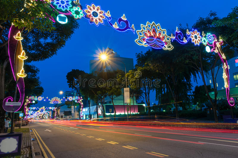 SINGAPUR, NOV - 10 obrazy stock