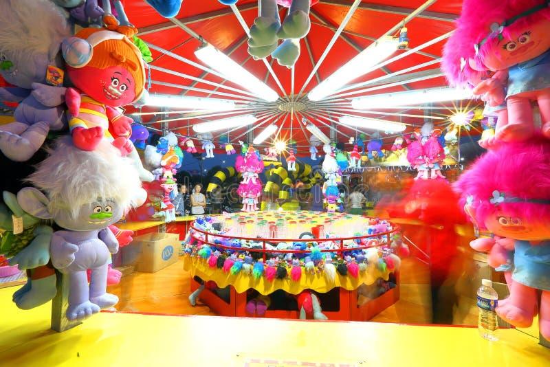 Singapur: Spaßmesse lizenzfreies stockfoto