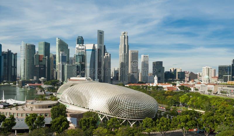 Singapure imagem de stock royalty free