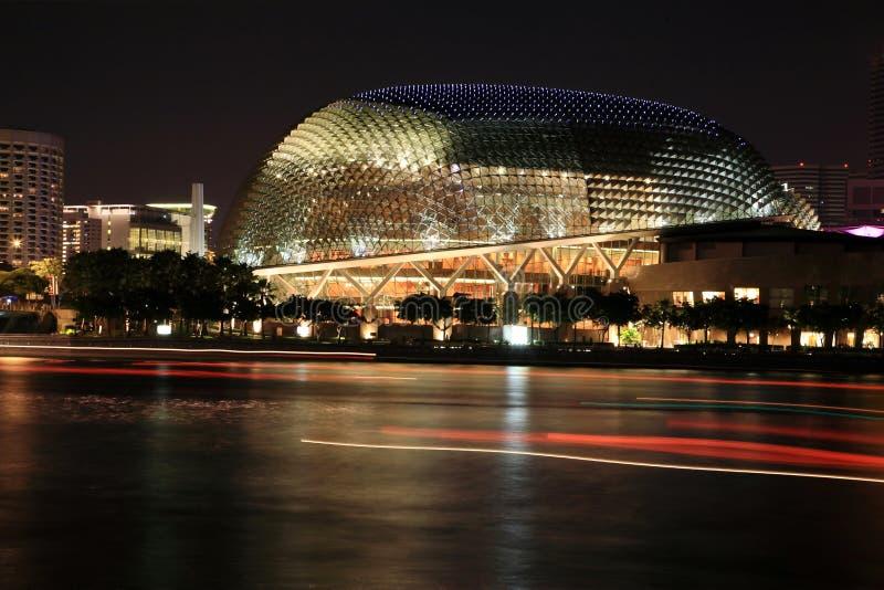 Singapuresplanade-Theater stockfotos
