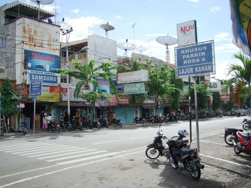 Singaraja, Bali, Indonesië stock foto