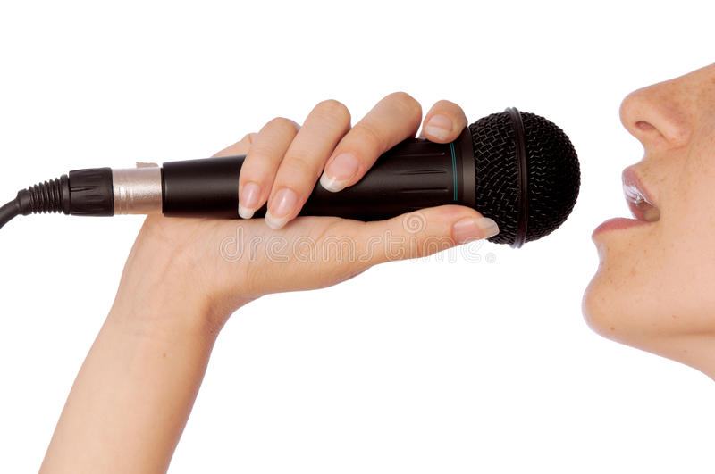 Download Singer stock photo. Image of events, occupation, asking - 16066072