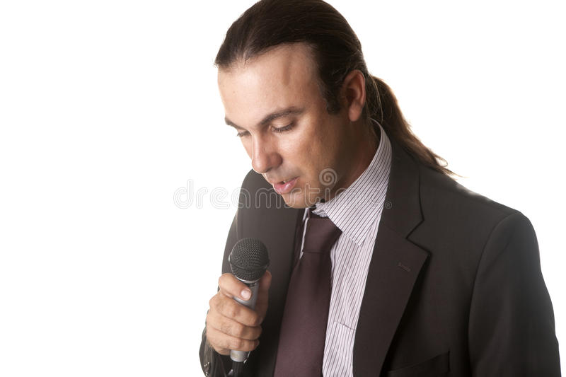 Download Singer stock image. Image of voice, entertainment, musical - 26361401