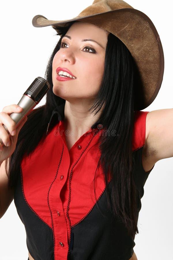 Download Singer, Host, Presenter Royalty Free Stock Image - Image: 1424396
