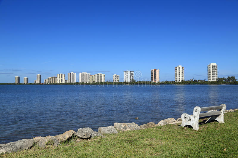 Singer Island, Florida stock image