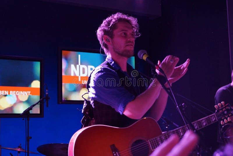 Download Singer-Songwriter Johannes Oerding Editorial Stock Image - Image: 27431304
