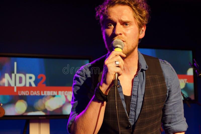 Singer-Songwriter Johannes Oerding