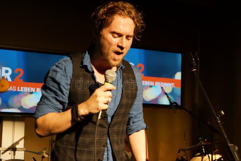 Download Singer-Songwriter Johannes Oerding Editorial Photo - Image: 27432546