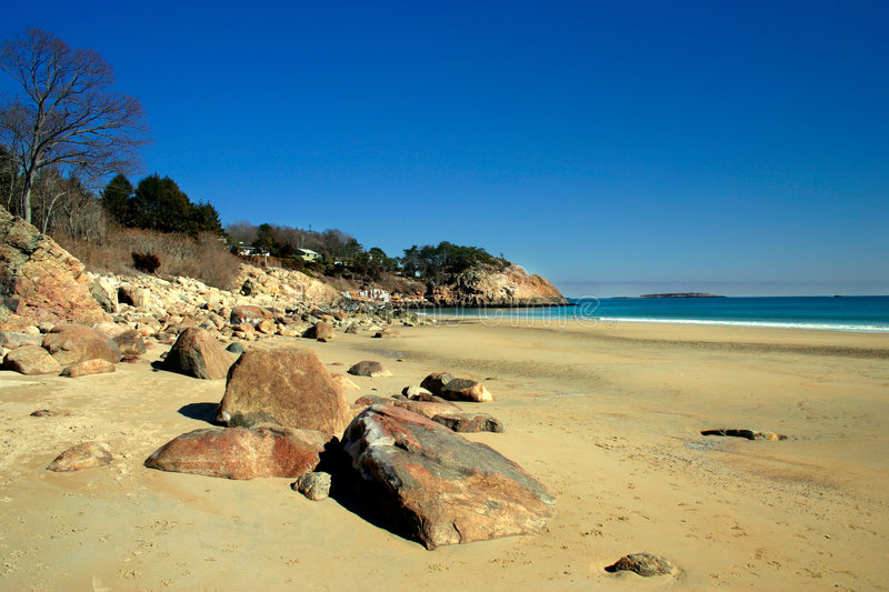 Download Singing Beach stock image. Image of landscape, holiday - 1298189