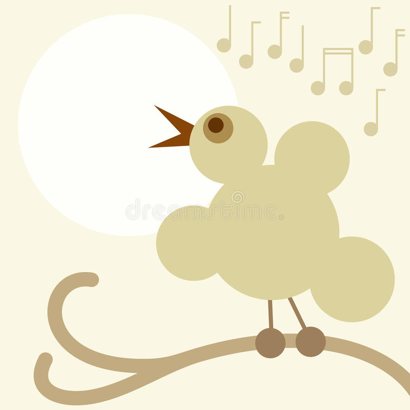 Download Singing Bird Royalty Free Stock Photography - Image: 23679427
