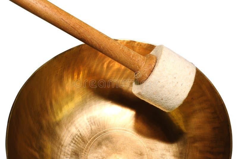 Download Singing bowl stock image. Image of golden, bronze, himalayan - 10292899
