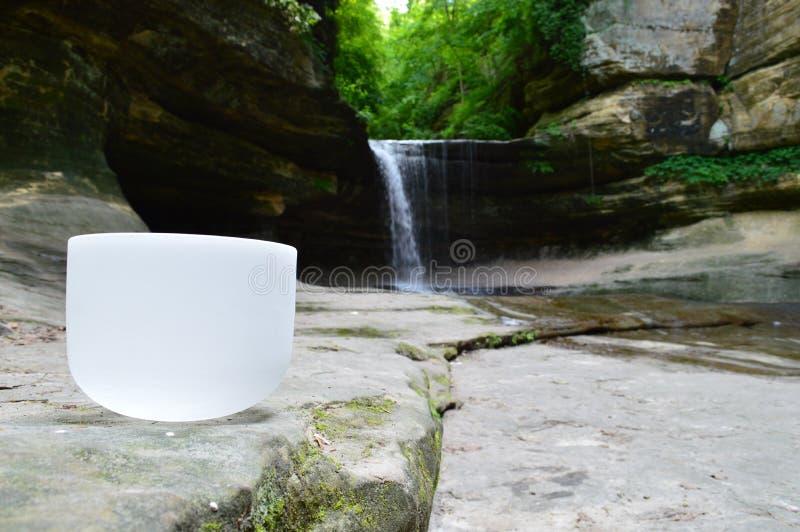 Singing Bowls royalty free stock photography
