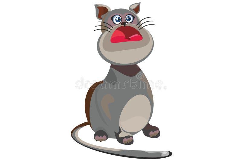 Download Singing Cat Stock Vector. Illustration Of Spring, Illustration    68936388
