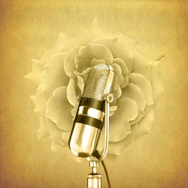 Download Singing old song stock photo. Image of wallpaper, shine - 19549876