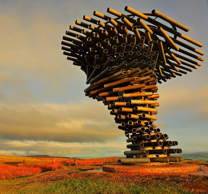Free Singing Ringing Tree, Crown Point, Burnley Royalty Free Stock Photo - 146958955