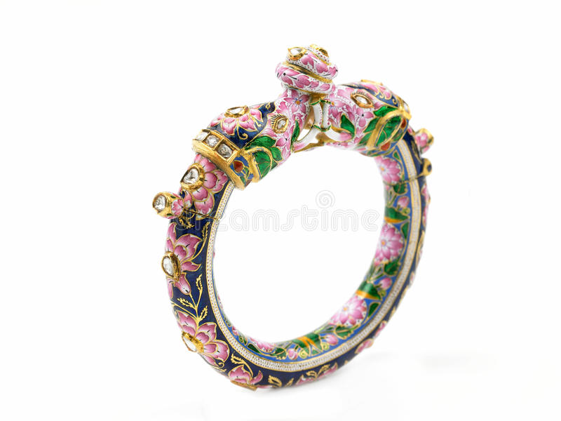 Single Bangle Royalty Free Stock Images