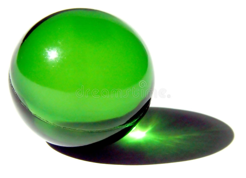 Single bath ball stock photo