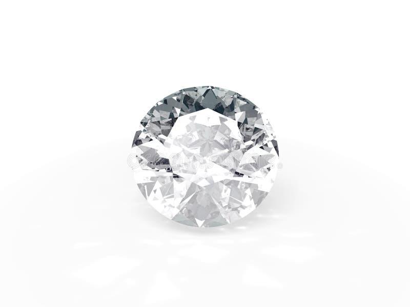 Download Single brilliant stock image. Image of jewel, diamond - 6218365