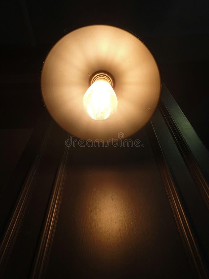 Single bulb royalty free stock photos