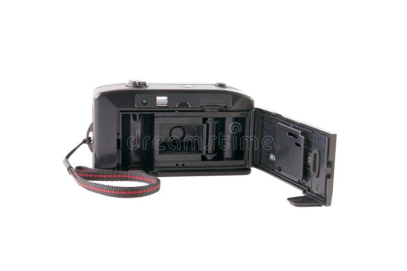 Single-button 35mm film camera