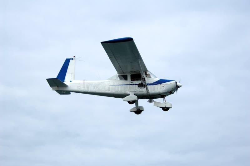 Download Single Engine Prop Plane stock image. Image of plane, airborne - 1551993