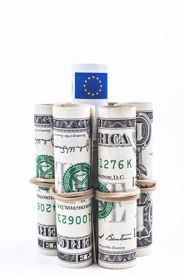 Download Single Euro stock photo. Image of debt, business, cash - 30105850