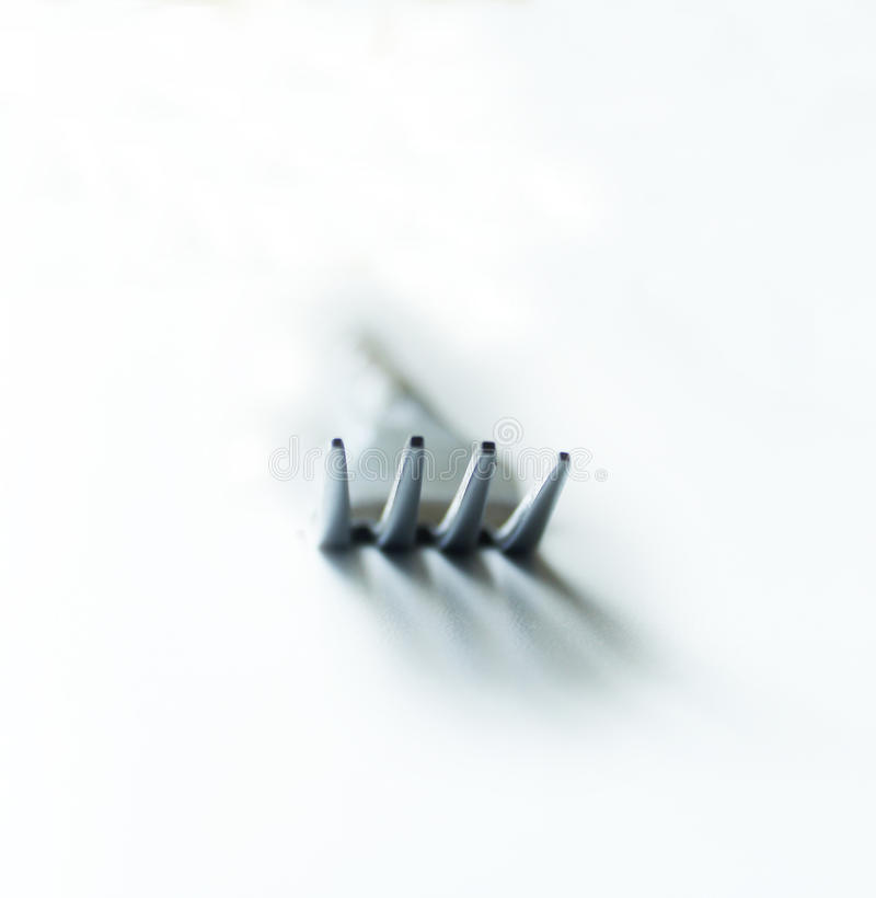 Single fork royalty free stock images