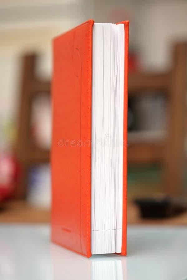 Single orange book