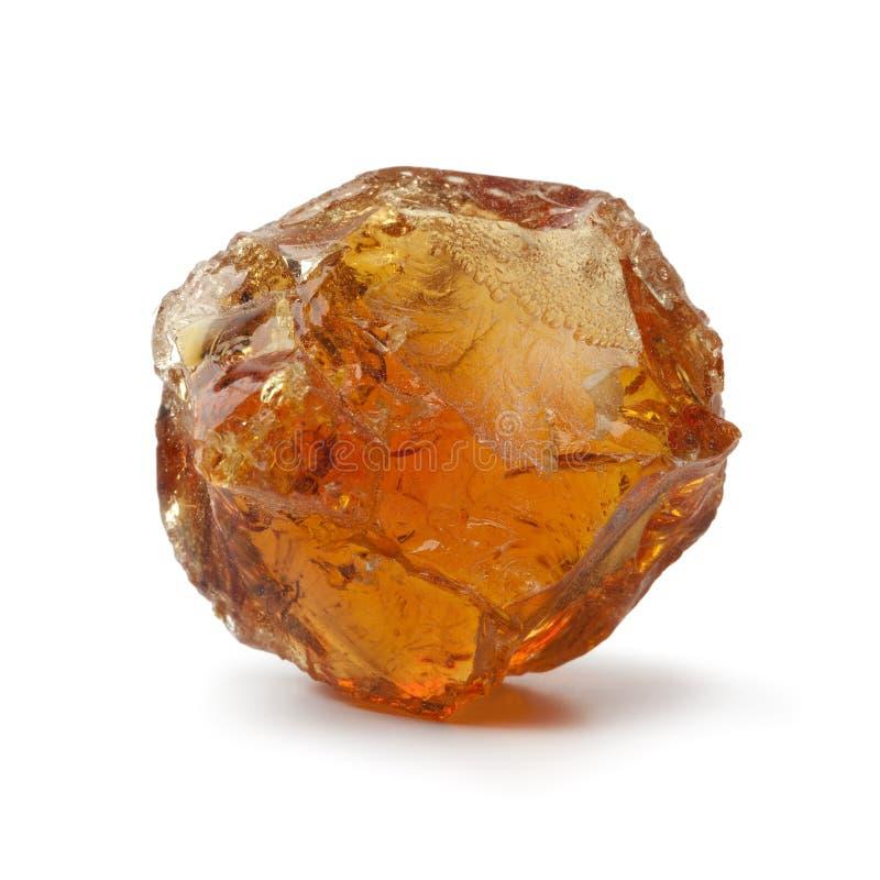 Free Single Piece Of Gum Arabic Royalty Free Stock Image - 75960066