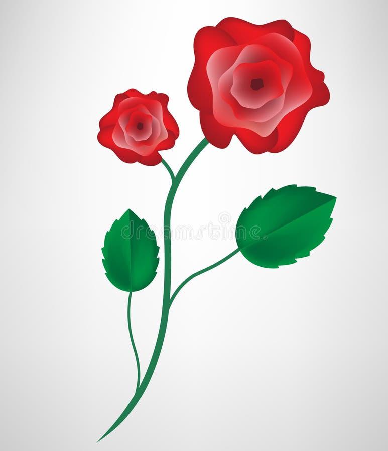Single Rose Royalty Free Stock Photography