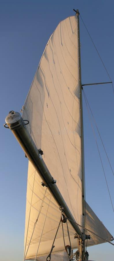 Single sail stock photos