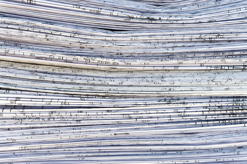 Single-sheet stationery of project drawings stock photo