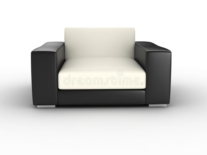 Download Single Sofa Stock Illustration. Illustration Of Home   46502165