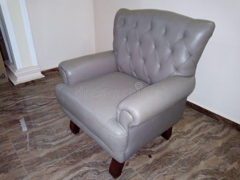 Single sofa. Interior single sofa stock photo