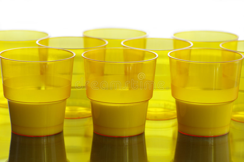 Download Single-time cups stock photo. Image of cups, food, identical - 6121588